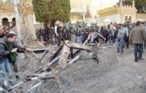 Les violences se poursuivent en Egypte