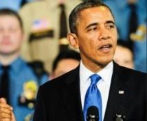 Obama accentue la pression pour légiférer sur les armes