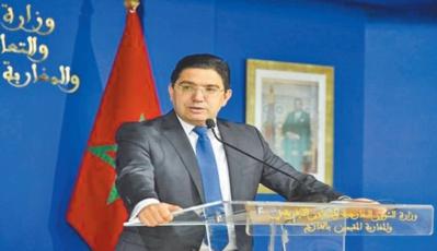 Nasser Bourita : Le Maroc ne ménage aucun effort pour contribuer à la mise en œuvre des objectifs du Pacte de Marrakech