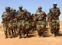 Participation des FAR  à des exercices militaires en Mauritanie