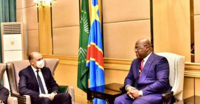 Message Royal au Président congolais