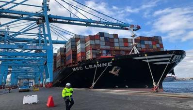 Le déficit commercial se réduit à fin octobre