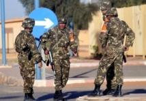 Attaque d'une caserne  militaire en Algérie
