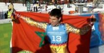 De l'or et de l'argent pour Sami Lamhamedi