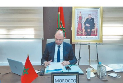 Le Maroc appelle l'UA à agir de manière pragmatique et concertée pour faire taire les armes en Afrique