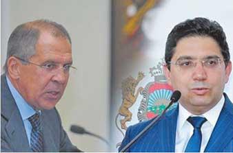 Rabat et Moscou réitèrent la nécessité pour toutes les parties de respecter le cessez-le-feu