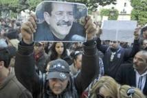 La Tunisie en grève et en deuil enterre Chokri Belaïd