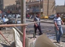 Les violences endeuillent au quotidien l'Irak