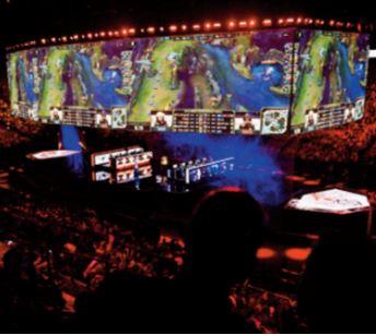 """""""League of Legends """" : l'e-sport à son nec plus ultra !"""