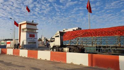 Le Parlacen exprime son soutien à toutes les mesures prises par le Maroc à El Guerguarat