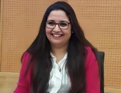 Hasna Kajji, présidente du Centre d'études et de recherches pour l'environnement et le développement durable relevant de l'Université Hassan II