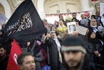 Les islamistes à leur tour dans la rue en Tunisie