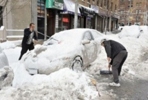 Neuf morts dans le blizzard du nord-est  des Etats-Unis