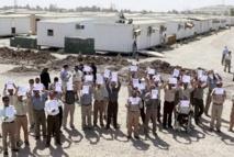 Les opposants iraniens attaqués en Irak