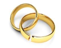Plus d'un mariage sur six se solde par un divorce
