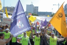 Les établissements scolaires en grève aujourd'hui
