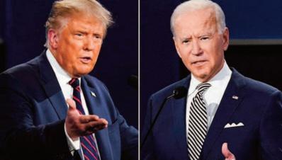 Trump et Biden s'inquiètent du futur approvisionnement en vaccins contre la Covid-19