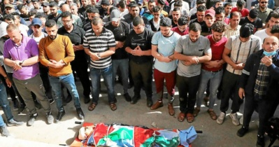 Les dernières heures d'Ali, jeune berger palestinien tué lors de heurts avec l'armée israélienne
