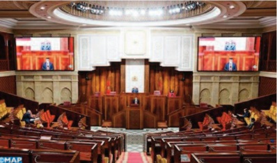 La Chambre des représentants exprime sa fierté de la Haute sollicitude Royale