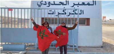 Badiaa Radi appelle l'Algérie à faire montre de sagesse et à se rendre compte que l'ère de la guerre froide est à jamais révolue