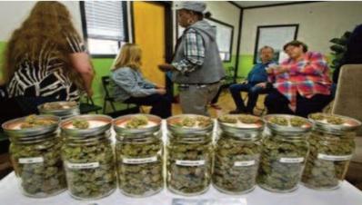 La recherche médicale sur la marijuana fait un pas au Congrès américain