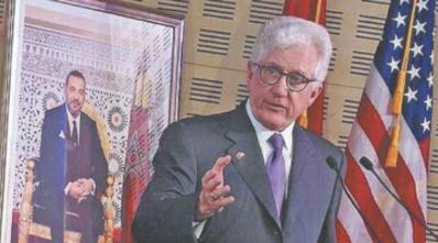L'ambassadeur US à Rabat se félicite de la reconnaissance de la marocanité du Sahara par les Etats-Unis