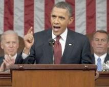 Barack Obama annonce sa feuille de route devant le Congrès