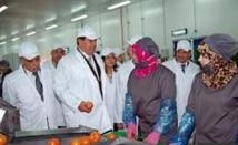 La région du Souss renforce son potentiel industriel