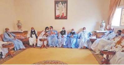 Les chioukhs des tribus sahraouies se réjouissent de la décision américaine