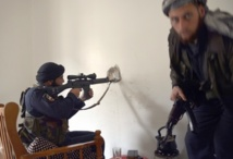 La violence au quotidien en Syrie