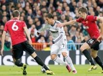 Manchester Utd et Dortmund en ballottage favorable en Ligue des champions