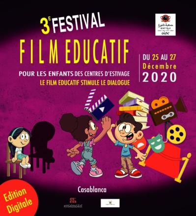 Le Festival du film éducatif se met au digital
