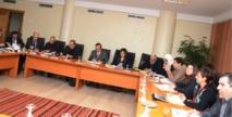 Bureau politique de l'USFP Réunion, ce samedi, du Secrétariat national et de la Jeunesse ittihadie