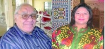 Hommage aux artistes Hammadi Ammor et Fadila Benmoussa