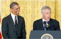 Barack Obama et Chuck Hagel essuient un camouflet au Sénat