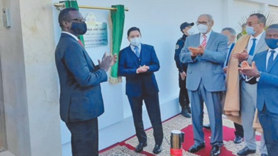 La République de Haïti ouvre un consulat général à Dakhla