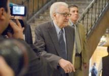 Lakhdar Brahimi pour des pourparlers entre le pouvoir et les insurgés syriens