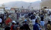 L'explosion d'un camion  piégé fait  81 morts au Pakistan