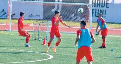 Sérieuse épreuve algérienne d' entrée pour les U20 marocains