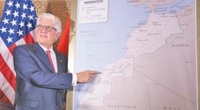 David Fischer: L'ouverture d' un consulat américain à Dakhla permettra de soutenir les projets d'investissement et de développement