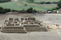 """Le """"Temple du feu"""" lève un coin de voile  sur les premières civilisations"""