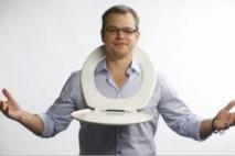 Matt Damon fait la grève des toilettes
