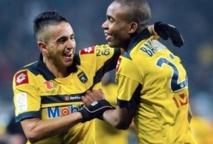 """Paris SG tombe à Sochaux avant le """"clasico"""""""