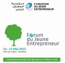 Marrakech abritera le Forum du jeune entrepreneur en mai prochain