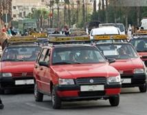 Les taxis casablancais réclament leur droit à la pub