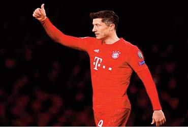 """Lewandowski enfin """"The Best"""""""