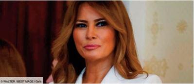 Melania Trump et ses cartons de déménagement