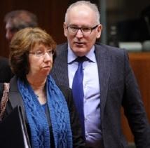 L'U.E reconduit les sanctions à l'encontre de la Syrie qui se dit prête au dialogue