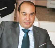 Mohamed Ouzzine arrose tout le monde