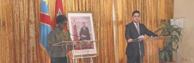 Ouverture d' un consulat général de la RDC à Dakhla